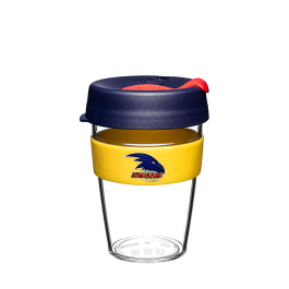 Adelaide Crows Original Clear - 12oz