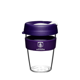 Fremantle Dockers Original Clear - 12oz