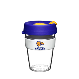 West Coast Eagles Original Clear - 12oz