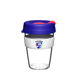 Western Bulldogs Original Clear - 12oz
