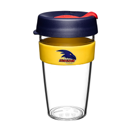 Adelaide Crows Original Clear - 16oz
