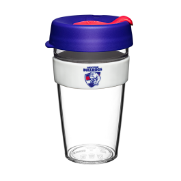 Western Bulldogs Original Clear - 16oz