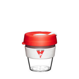 Sydney Swans Original Clear - 8oz