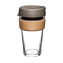 Latte Brew Cork - 16oz