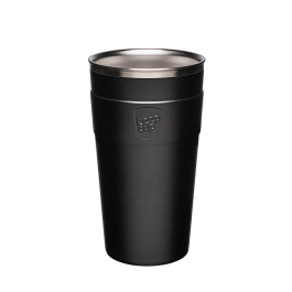 Thermal Cup - Black 16oz
