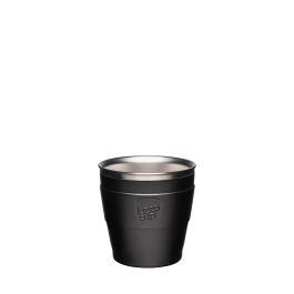 Thermal Cup - Black 6oz